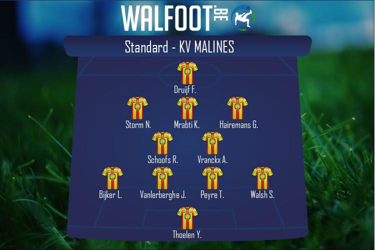 KV Malines (Standard - KV Malines)