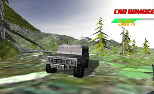 Off Road Mountain 4x4