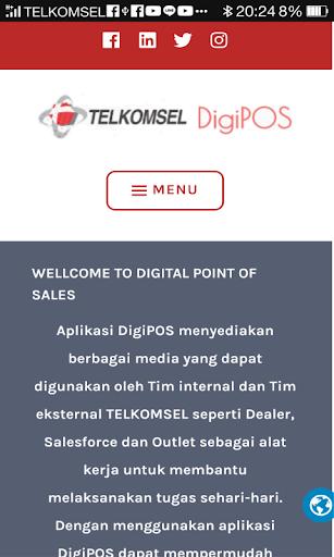 DigiPOS Outlet & Salesforce 1.0 screenshots 1