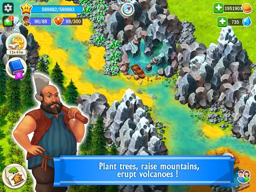 WORLDS Builder: Farm & Craft screenshots 8