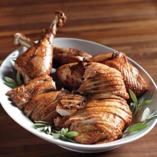 Michael Voltaggio's Sous Vide Turkey.