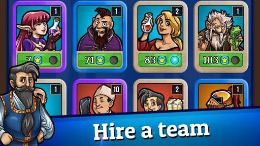 Hero Park 1.3.2 Mod screenshots 4