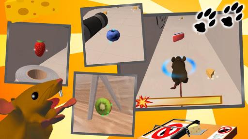 Snappy Mouse Run - Dizzy Running apktram screenshots 11