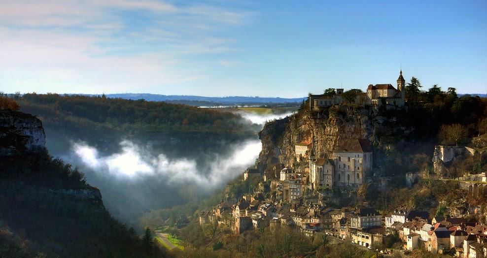 Rocamadour (Рокамадур), Миди-Пиренеи, Франция - путеводитель по Рокамадуру: что посмотреть в Рокамадуре, достопримечательности. Как добраться в Рокамадур