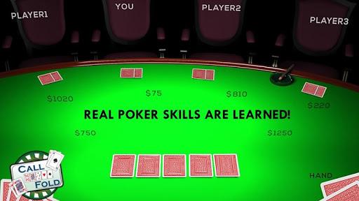 Call or Fold Poker Training