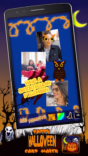 ハロウィン グリーティングカード|玩娛樂App免費|玩APPs