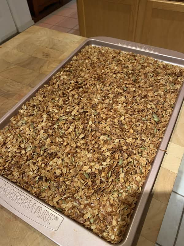 Go To Granola Is Cooling!