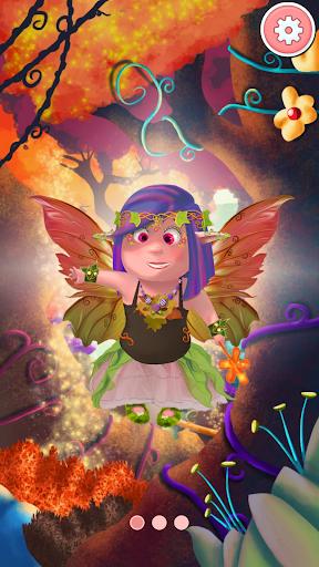 妖精のサロンドレスアップゲーム