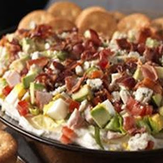 Cobb Salad Dip.