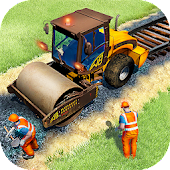 Indian Train Track Construction: Train Games 2019