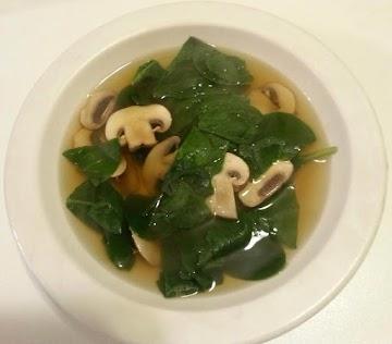 Watercress & Tamari Soup Recipe