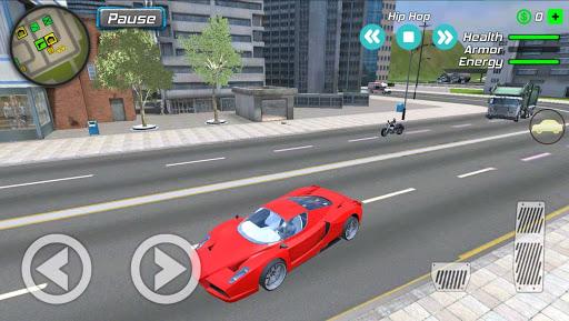 Hurricane Superhero : Wind Tornado Vegas Mafia screenshots 5