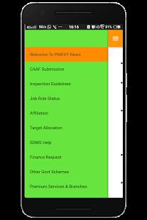 PMKVY Guide App - náhled