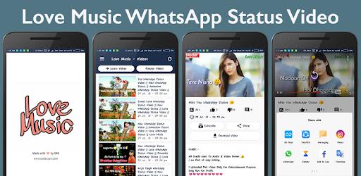 Love Music Whatsapp Status Videos On Windows Pc Download