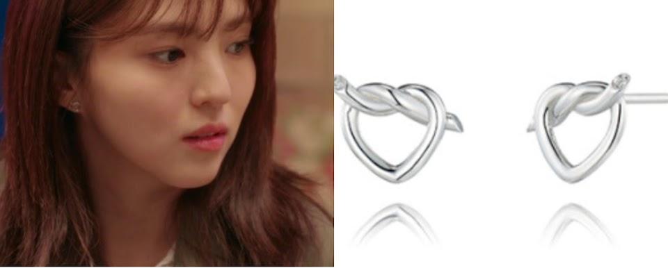 na bi earrings replica