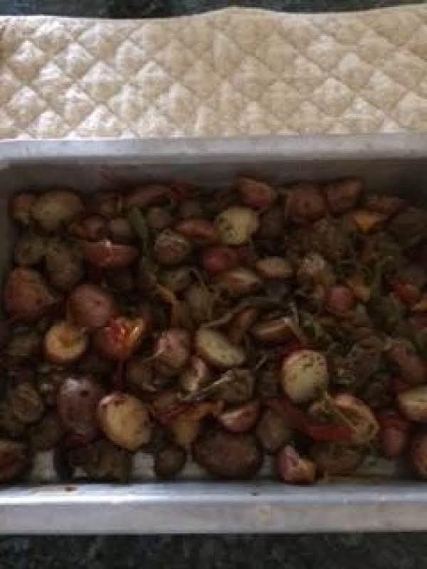 Lynn's Sausage Bake Recipe