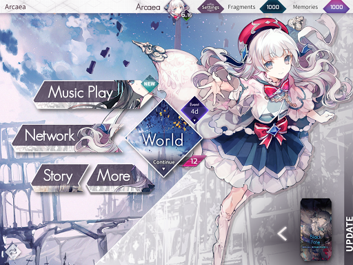 Arcaea - New Dimension Rhythm Game 3.0.1 screenshots 6