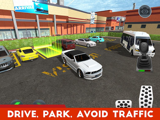 Shopping Mall Parking Lot modavailable screenshots 8