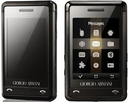 ec43e0638ca0 Prices and specifications Samsung SGH-P520 Armani