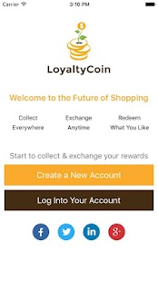LoyaltyCoin- screenshot thumbnail