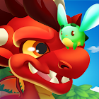Dragon City: ¡Lucha Con Tu Dragón, Cría Huevos! icon