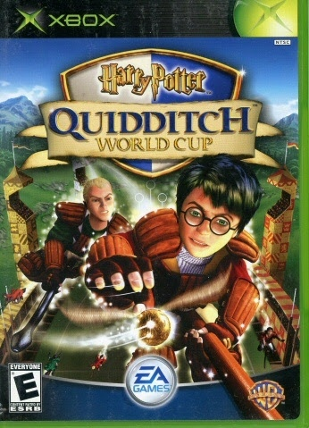 Video Game Xbox Harry Potter Quidditch World Cup Microsoft Google Arts Culture