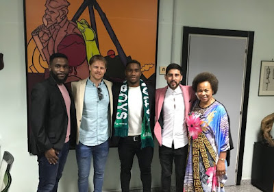 Officiel : Un jeune Belge formé à Anderlecht a signé en Italie