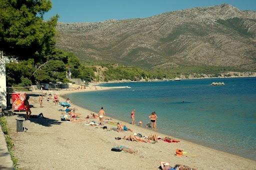 Plaże piaszczyste Chorwacja
