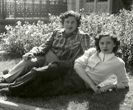 Photo: Muriel Tulman and Lilly Braunhart