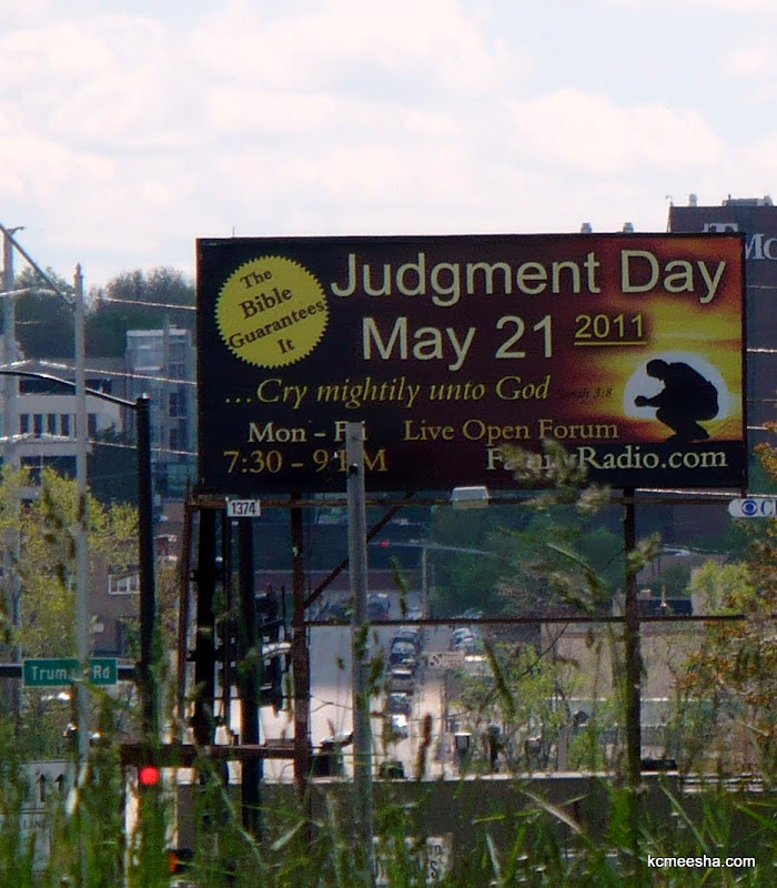 Religious Billboards of Missouri: The End Is Near