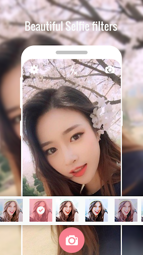 Beauty Plus Camera - Selfie City, Sweet Cam Selfie 1 screenshots 2