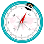 Arah Qibla - Qibla Find Direction - Salah Times Icon
