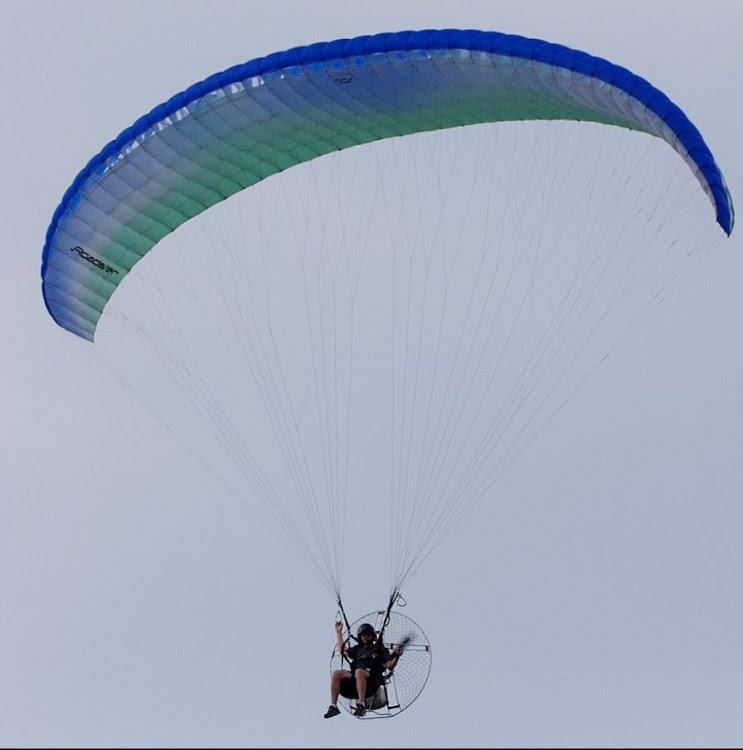 Fly on home my brother' worry no more' - Tribute to paraglider who