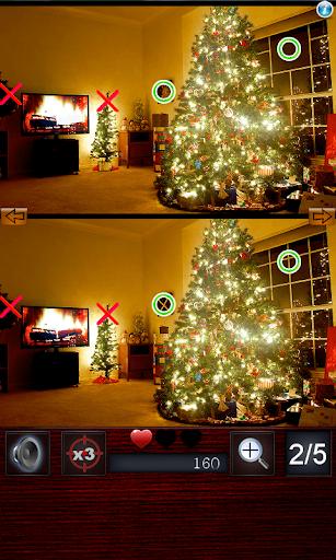 違いクリスマスを探します