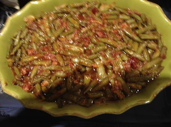 Barbeque Green Beans Recipe