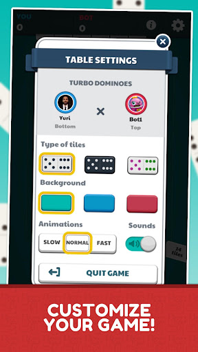 Dominoes Jogatina: Classic and Free Board Game 4.8.5 screenshots 6