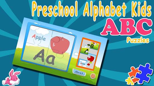 Alphabet puzzles & flash cards 1.1 screenshots 5