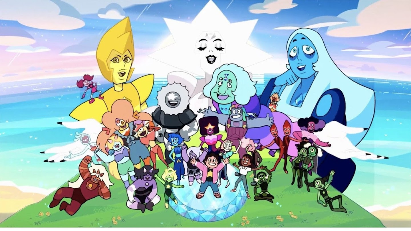 Watch Steven Universe: Future live