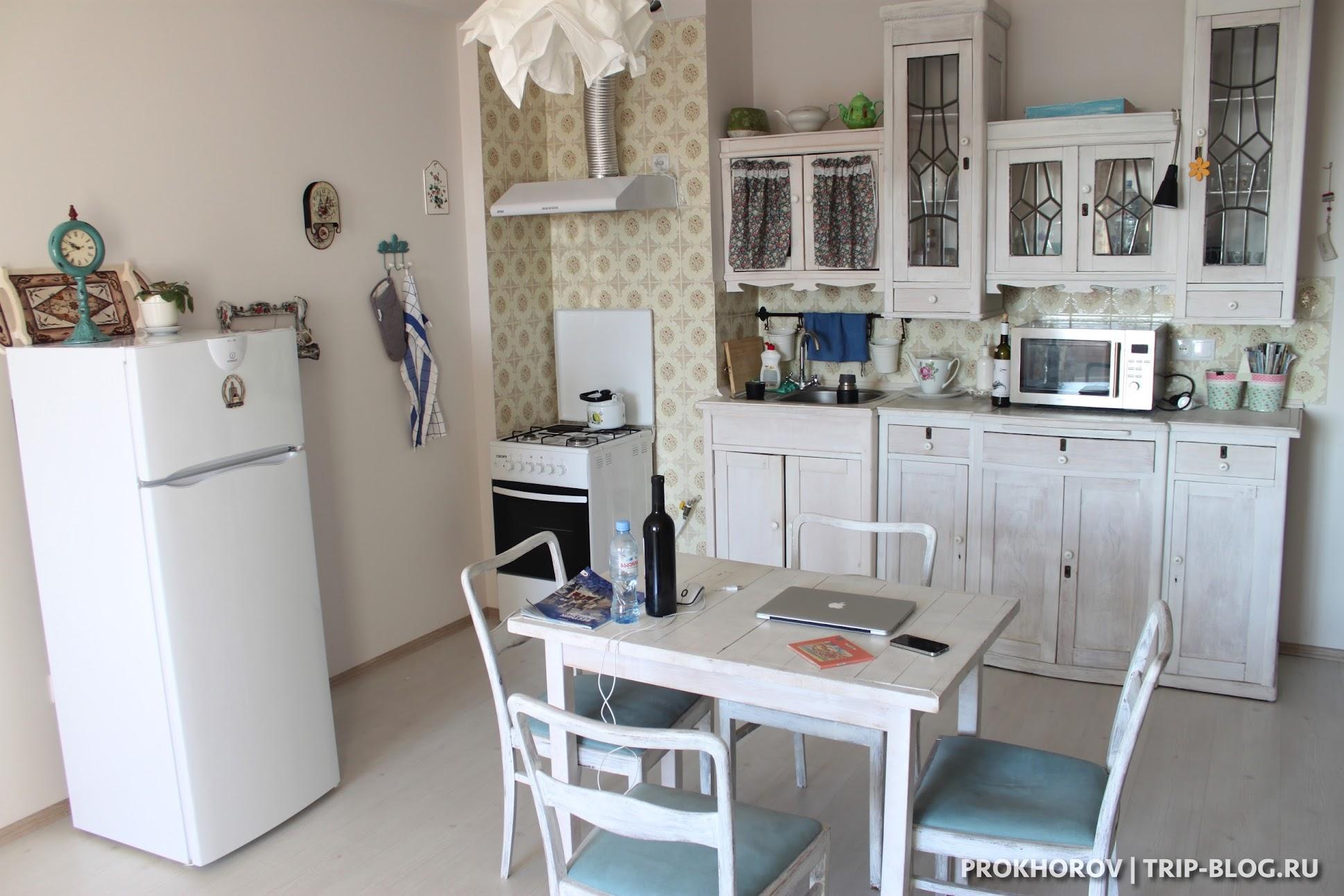Квартира на сутки в Тбилиси