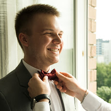 Wedding photographer Svetlana Romanova (svromanova). Photo of 15.10.2017
