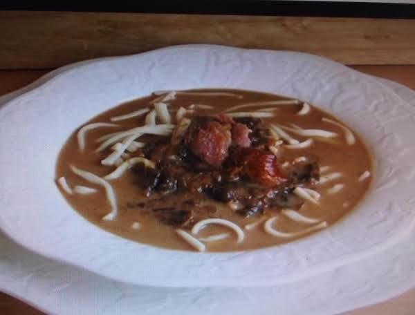 Duck Soup   ( Czarnina ) Recipe