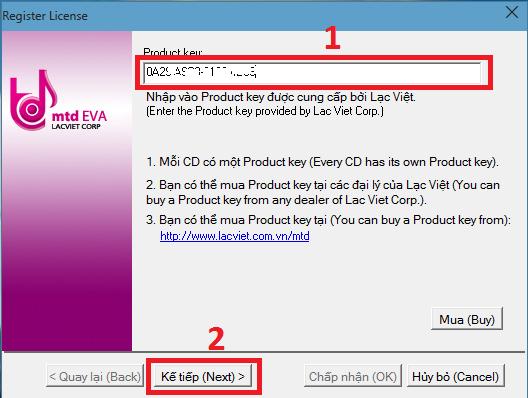 Download Từ Điển Lạc Việt mtd EVA Full key 2020