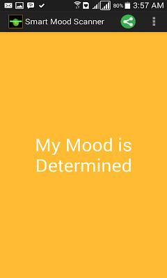 Smart Mood Scanner - screenshot