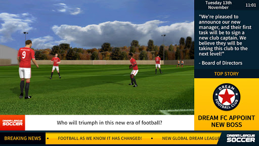 Dream League Soccer Screenshots 3