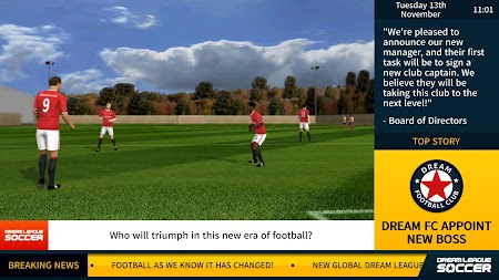 Dream League Soccer 2019 APK screenshot thumbnail 3
