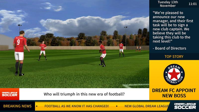 Dream League Soccer 2019 Screenshot 2