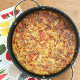 Spanish Tortilla {tortilla española}
