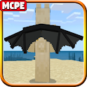 Dragon Wing Mod MC Pocket Edition icon