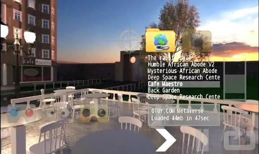 Holodeck 360 VR  Stereo Panorama Cubemap HD Viewer- screenshot thumbnail