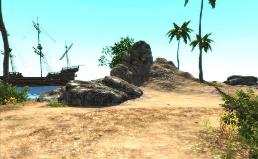 VR Island for Google Cardboard